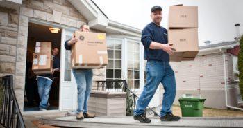 Déménagement : Nouvelle habitation