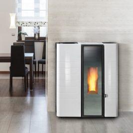 Poêle à pellets : une solution pratique pour chauffer la maison
