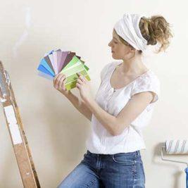 Quel type de peinture choisir pour sa maison ?