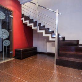 Avantages escalier quart tournant