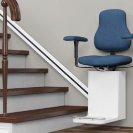 Le monte-escalier : un appareil d'accessibilité indispensable pour les personnes âgées