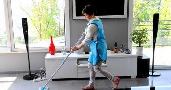 La femme de ménage : L'alliée idéale pour maintenir la propreté de sa maison
