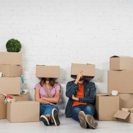 Le Garde meuble et le self stockage