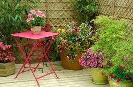 Hivernage des meubles de jardin - soins et conseils pour le stockage